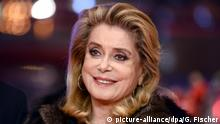 Catherine Deneuve (picture-alliance/dpa/G. Fischer)
