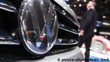 USA Volkswagen auf der Detroit Auto Show