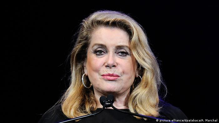 Catherine Deneuve (picture-alliance/dpa/abaca/A. Marchal)