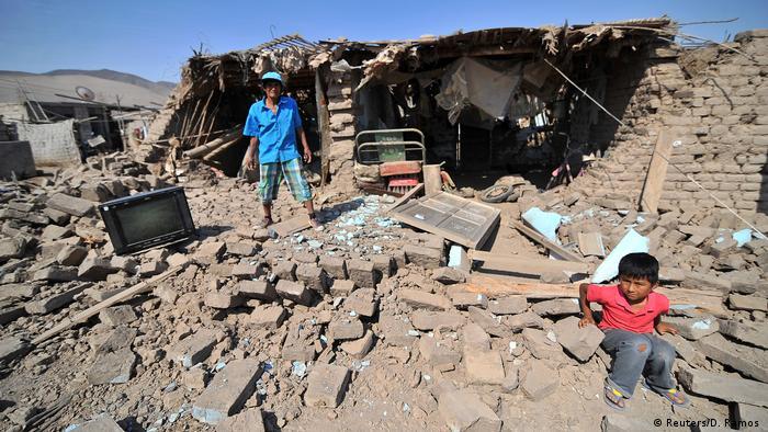 5.9 Magnitude Earthquake Hits Peru-Brazil Border Region