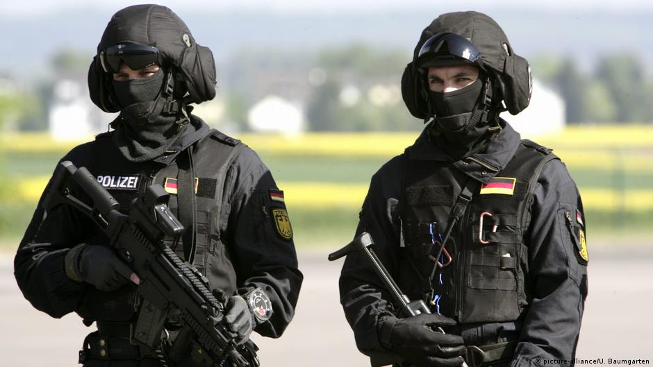 Eco Sports 2018 >> Germany expands anti-terror squad GSG 9 | Germany| News and in-depth reporting from Berlin and ...