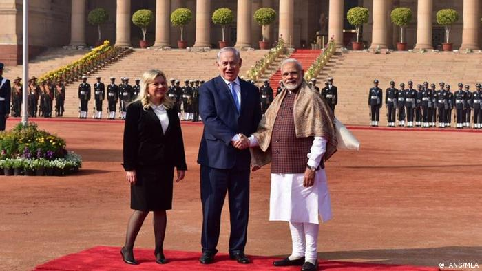 Netanyahu, Mumbai Terror Attack Survivor, Unveil Plans for Living Memorial