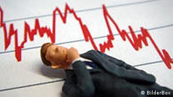 ФРГ переживает самую острую в своей истории рецессию