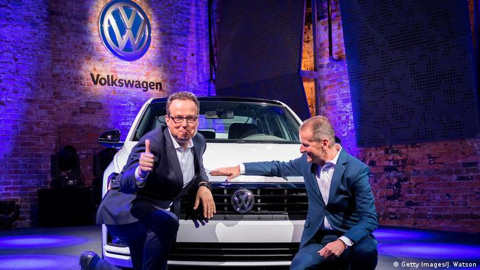Detroit International Auto Show Volkswagen