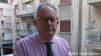 Professor Nikos Alivizatos