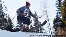 Bdt Deutschland NostalSki - historisches Skirennen in Krün