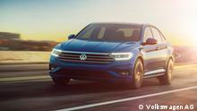 The new Volkswagen Jetta