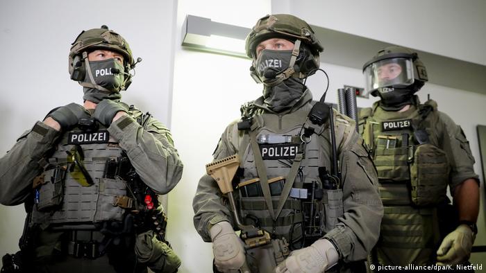 Niemcy rozbudowują słynną jednostkę antyterrorystyczną GSG9