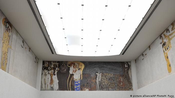 Gustav Klimt (picture alliance/AP Photo/H. Punz)