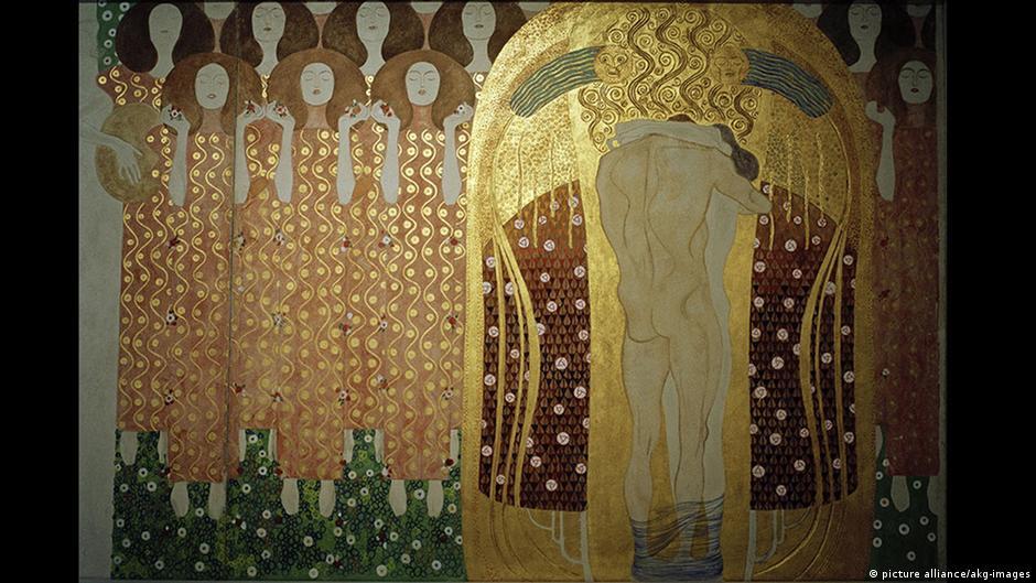 The turbulent history of Klimt′s Nazi-seized works   Arts