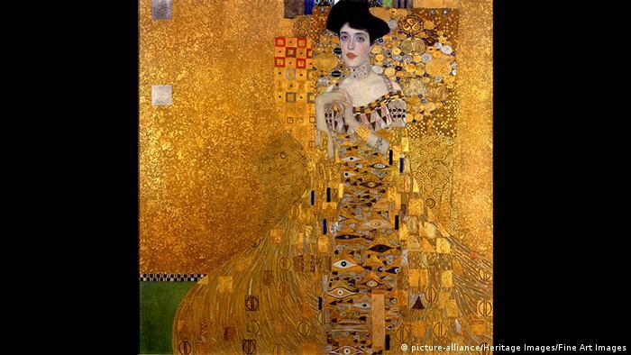 Gustav Klimt - Adele Bloch-Bauer I (picture-alliance/Heritage Images/Fine Art Images)