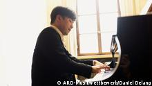 pianist JeungBeum Sohn (ARD Music Competition/Daniel Delang)