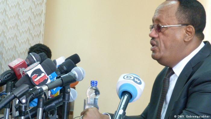 PK von Äthiopiens Generalstaatsanwalt