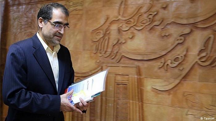 رئیس کمیسیون بهداشت مجلس شورای اسلامی استعفای وزیر بهداشت ایران را فرار به جلو و اقدامی برای فرار از استیضاح خواند