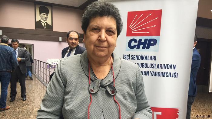 CHP Ankara Milletvekili Şenal Sarıhan