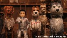 Film still from Isle of Dogs (2017 Twentieth Century Fox)