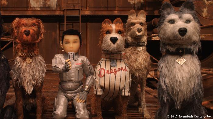 Film Isle of Dogs Wes Anderson (2017 Twentieth Century Fox)