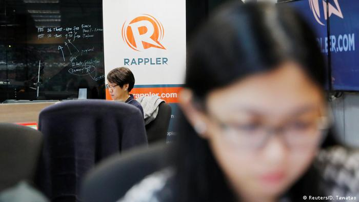 Rappler's registration revoked in the Philippines