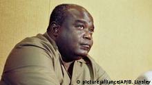 Laurent-Désiré Kabila Ex-Präsident der Demokratischen Republik Kongo