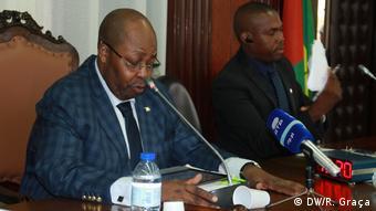 Präsident der Nationalversammlung von São Tomé und Príncipe