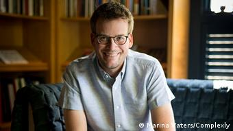 John Green, Inhaber Produktionsfirma Complexly (Marina Waters/Complexly)