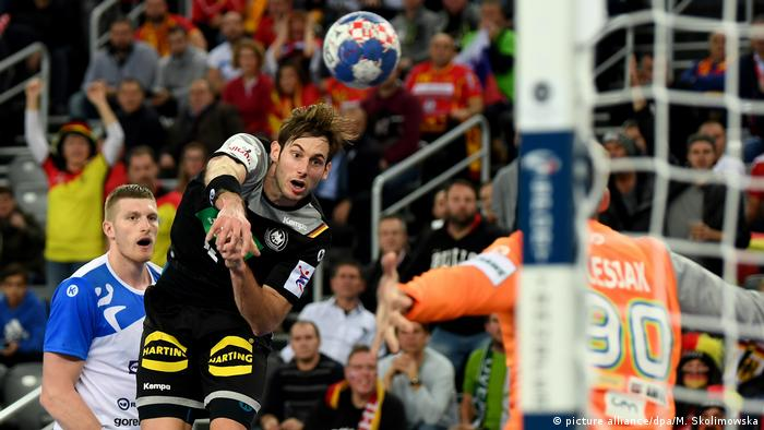 Handball-EM Slowenien - Deutschland (picture alliance/dpa/M. Skolimowska)