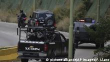 Venezuelan security forces head to the outskirts of Caracas to confront rogue police helicopter pilot Oscar Perez.