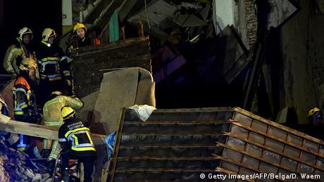 Вибух газу в Антверпені: щонайменше двоє загиблих