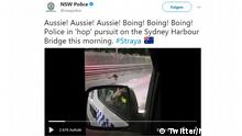 Twitter NSW Police Screenshot (Twitter/NSW Police)
