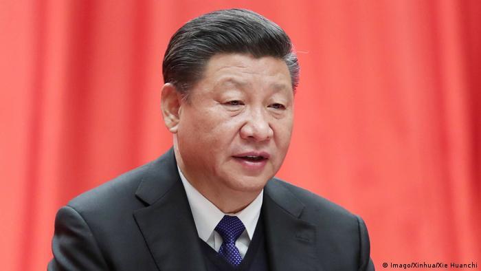 Xi Jinping (Imago/Xinhua/Xie Huanchi)