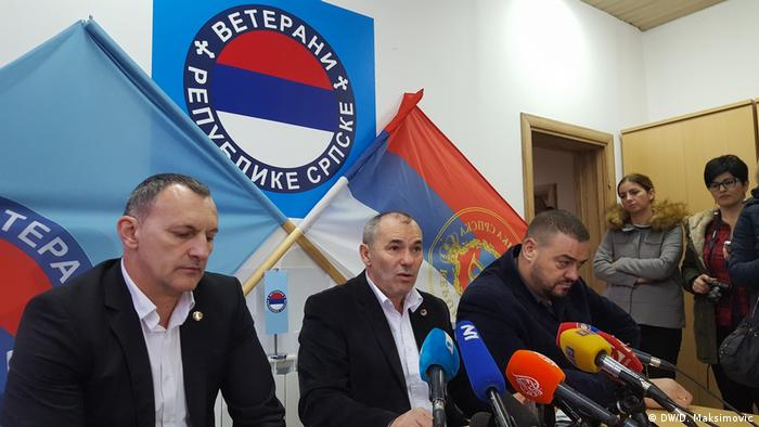 Igor Bilbija, Srbska čast i Duško Vukotić, udruga Veterani Republike Srpske