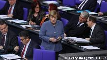 Deutschland Berlin - Angela Merkel (Getty Images/S. Gallup)