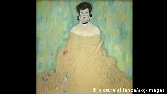 Amalie Zuckerkandl von Gustav Klimt (picture alliance/akg-images)