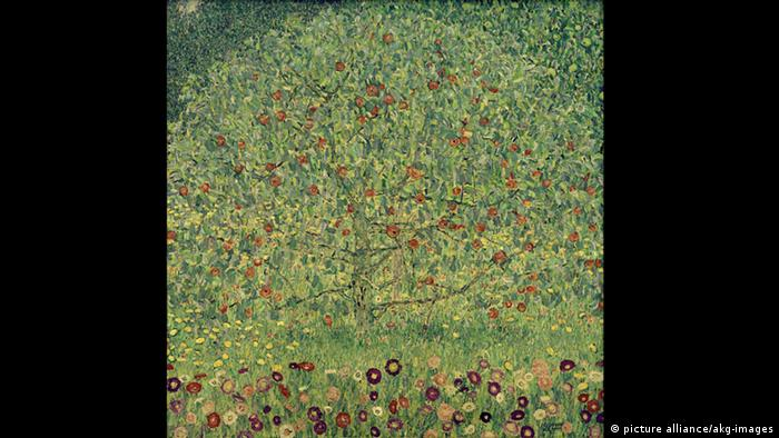 Gustav Klimt Apple Tree I (picture alliance/akg-images)