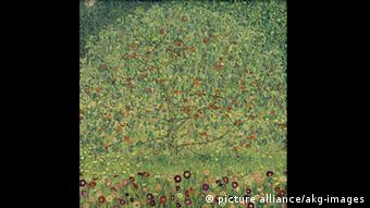 Gustav Klimt - Apfelbaum I (picture alliance/akg-images)