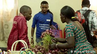 Kongo - katholische Einrichtung für Frauen (Mude el Dorado)