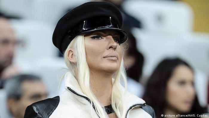 Serbien Sängerin Jelena Karleusa