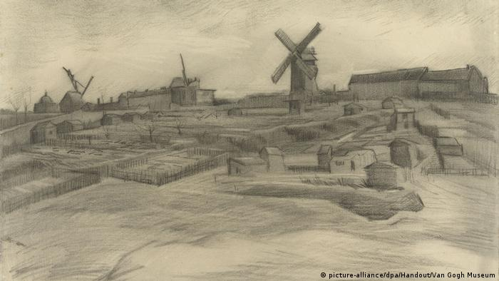 2 Previously Unknown Van Gogh Drawings Discovered Arts