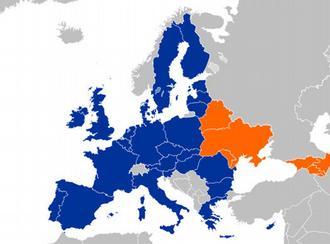 Страны-участницы Восточного партнерства