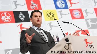Deutschland DFL-Neujahrsempfang in Frankfurt | Christian Seifert