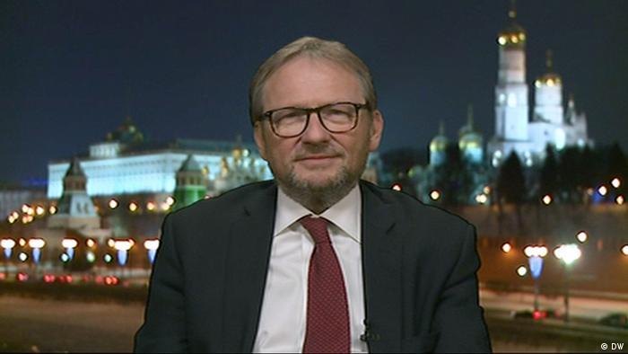 DW - Nemtsova im Interview mit Boris Titov (DW)