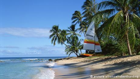 Barbados Strand (picture-alliance/robertharding)