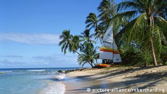 Νήσοι Μπαρμπέιντος, Καραϊβική