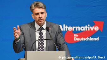Marc Jongen, AfD (picture-alliance/dpa/U. Deck)
