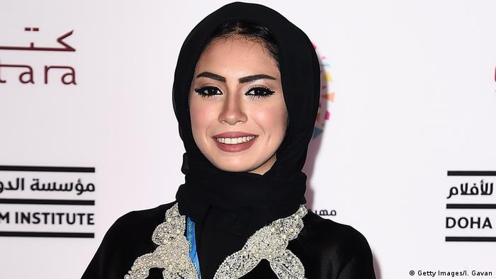 Darine Al Bayed (Getty Images/I. Gavan)