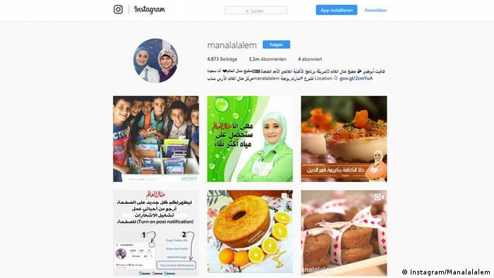 Instagram Screenshot - Manalalalem (Instagram/Manalalalem)