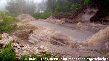 Max-Planck-Institut für Menschheitsgeschichte   Forschung Epidemie Mexiko 16. Jahrhundert