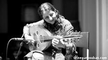 Negar Bouban, Musikerin Iran