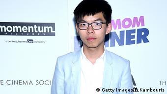 Joshua Wong (Getty Images/D.Kambouris)