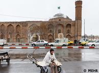 Город Тебриз в Иране